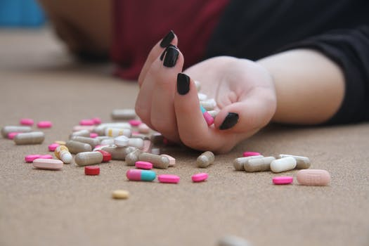 teenage sex and drug abuse