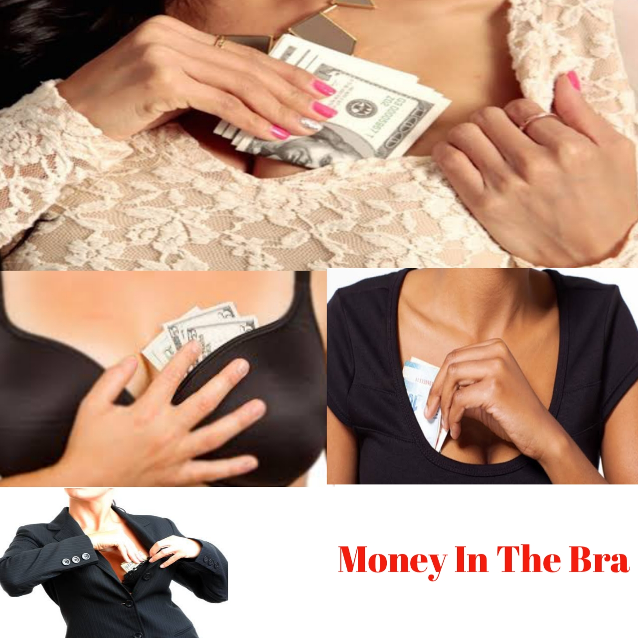 Money in the Bra