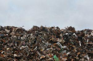 heavy metal waste