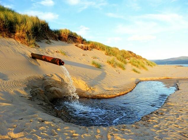 effluent heavy metal contamination, heavy metal in sea water