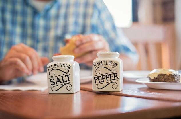 in n out nutrition salt