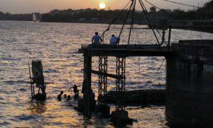 Sunset at Lake Bhopal