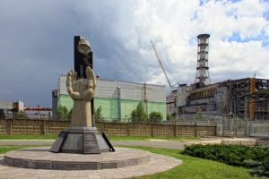 Chernobyl Nuclear Disaster Monument