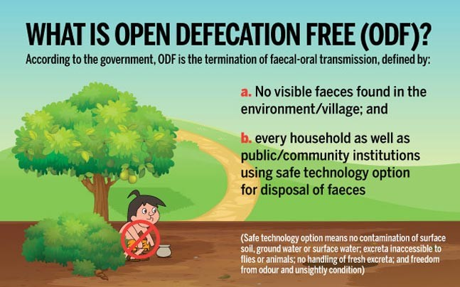 Open Defecation: India, Indonesia, Pakistan, Ethiopia, and Nigeria Top List