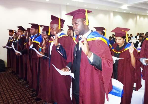 Texila American University Nigerian students