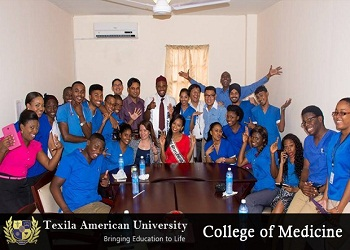 texila American University medical school