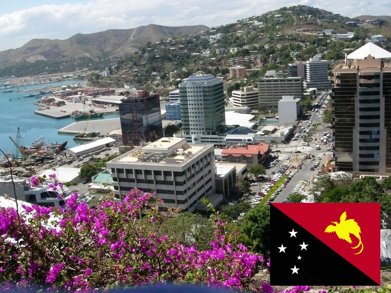 Papua New Guinea view