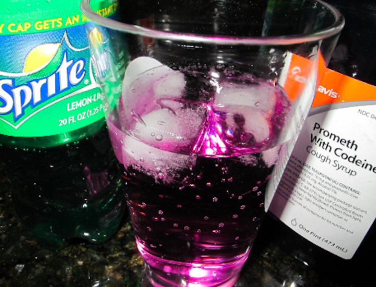 What is purple drank