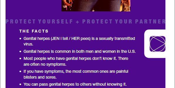 Can Genital Herpes Spread From Kissing