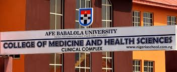 School of Nursing Afe Babalola University