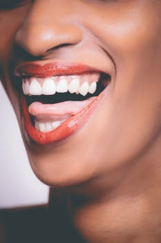 How to get rid of black gums