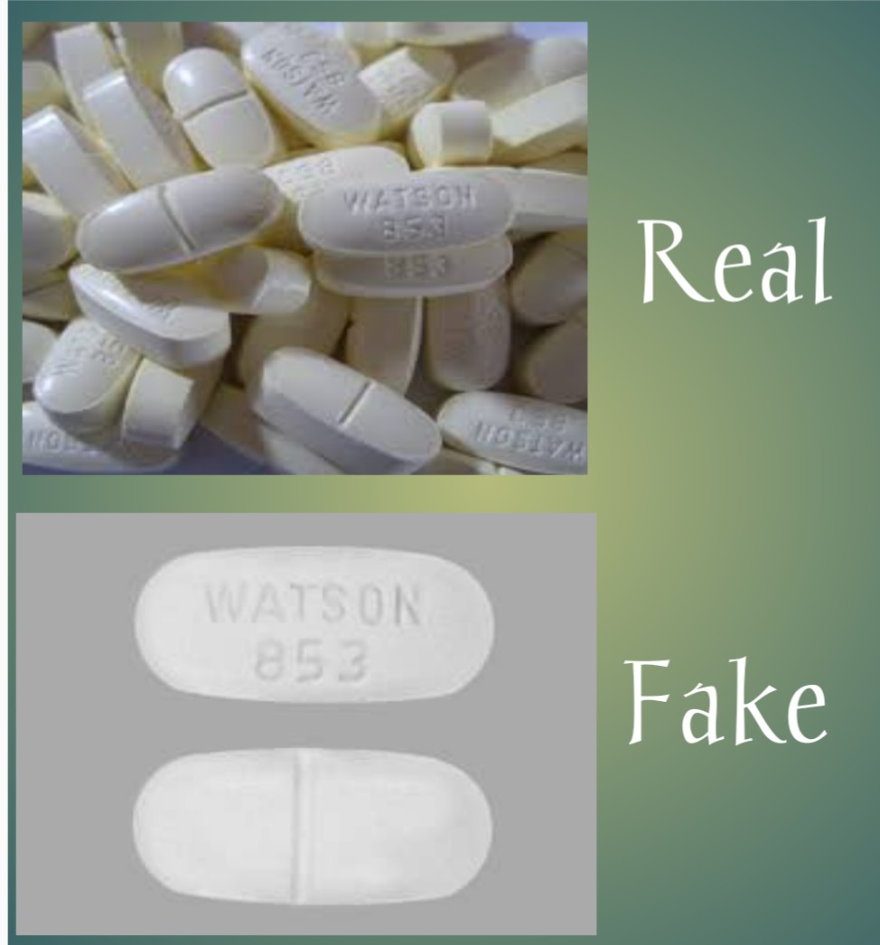 watson 853 fake