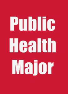 What Can You Do With A Public Health Major