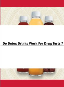 Do Detox Drinks Work For Drug Tests