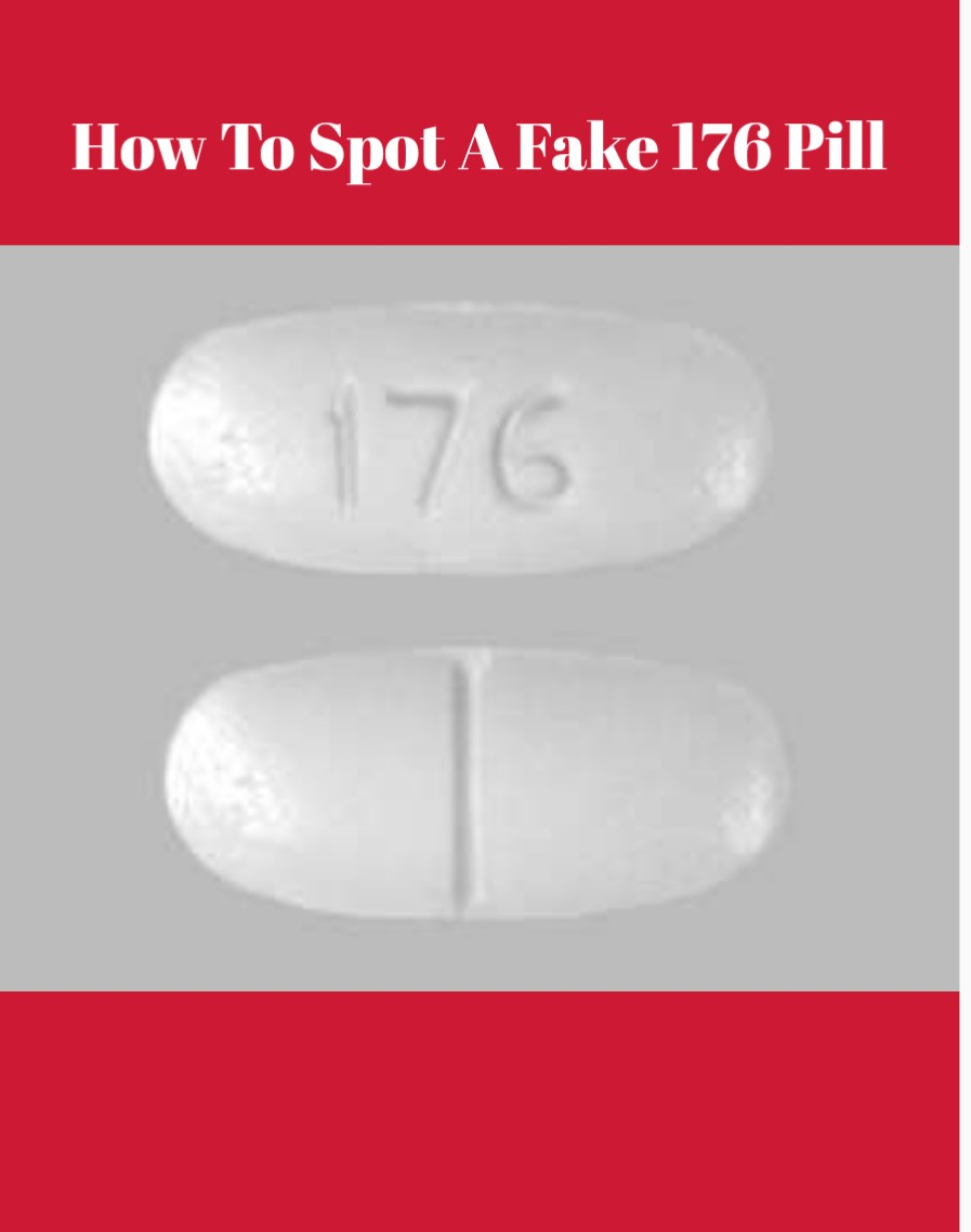 how to spot 176 pill fake