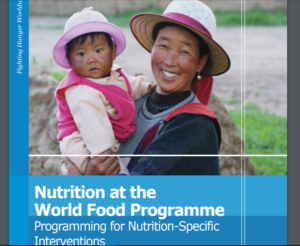 WFP Food and Nutrition Handbook
