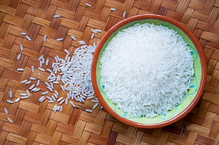 basmati rice healthy