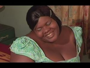 obese fat african