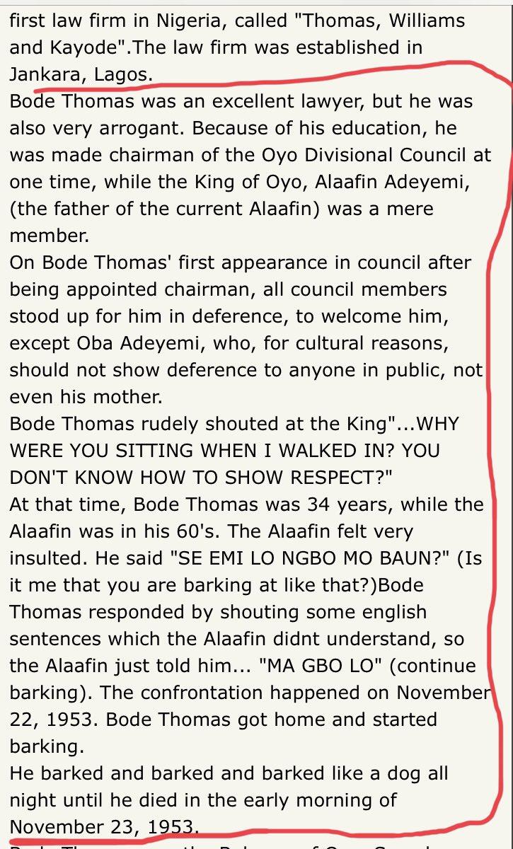 Olabode Akanbi Thomas