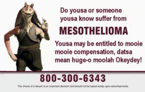 Mesothelioma lawyer
