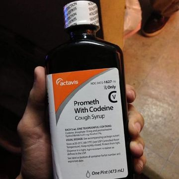 Promethazine with codeine