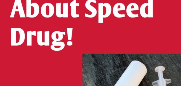 speed drug