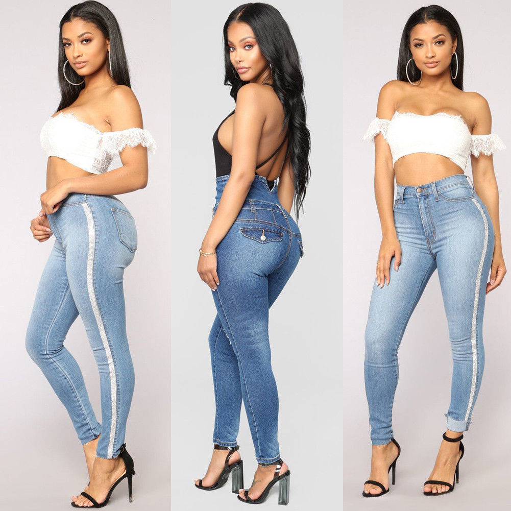 tight jeans and women