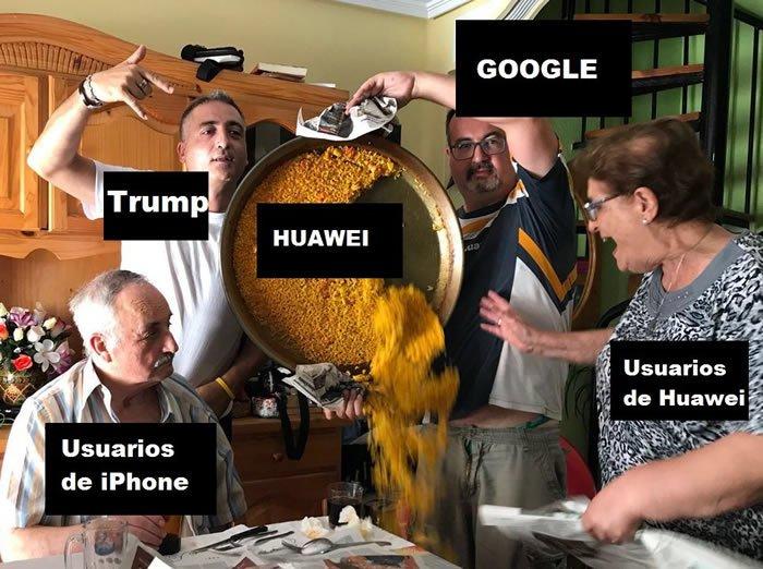 Huawei Memes