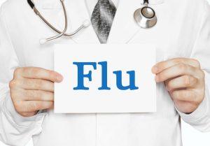 bitter kola and flu