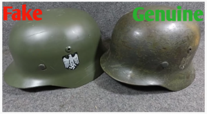 How To Spot A Fake German Helmet