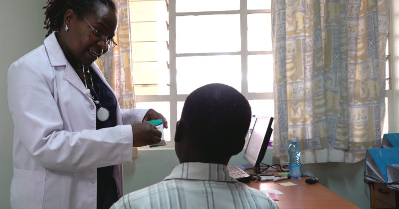 HIV treatment in Nigeria