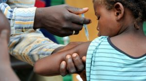 Meningitis Vaccine in Nigeria