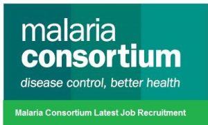 Vacancies at Malaria Consortium Nigeria