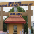 ogun state college of health technology