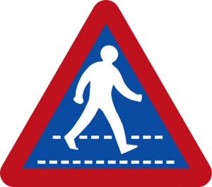 safety guidelines for pedestrians