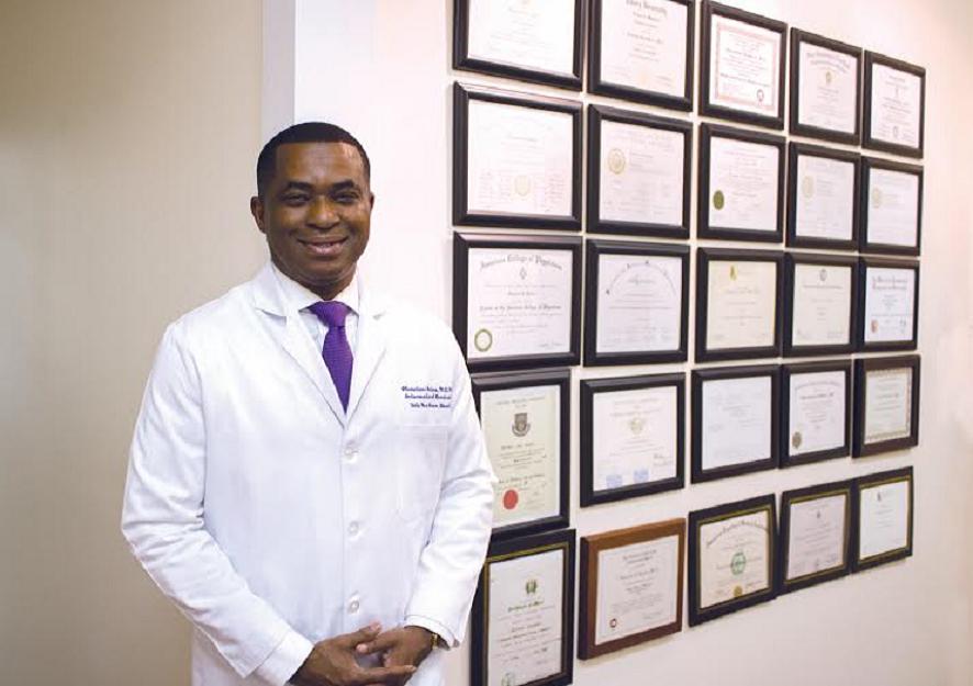 Dr. Olurotimi Badero