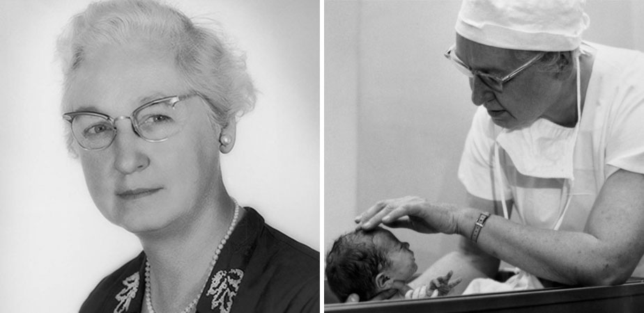 Dr Virginia Apgar