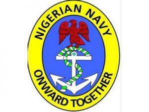 Nigerian navy logo