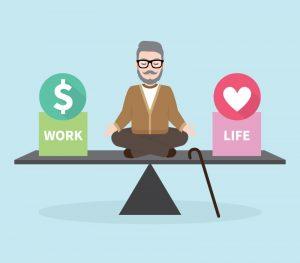 work life balance images