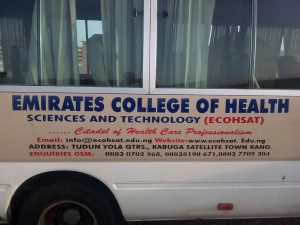 Emirate College of Health Sciences and Technology