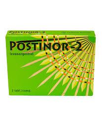 Postinor 2 pill