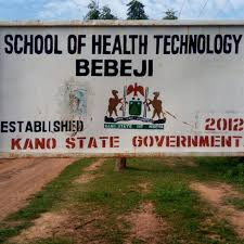 School of Health Technology Bebeji Kano