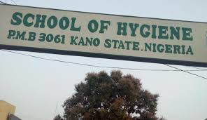 school of hygiene Kano.