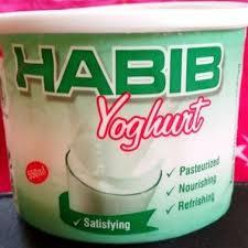 habib yoghurt