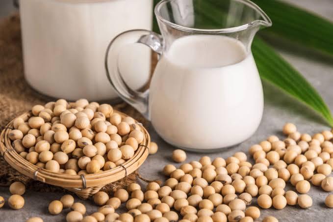 soy milk nigeria
