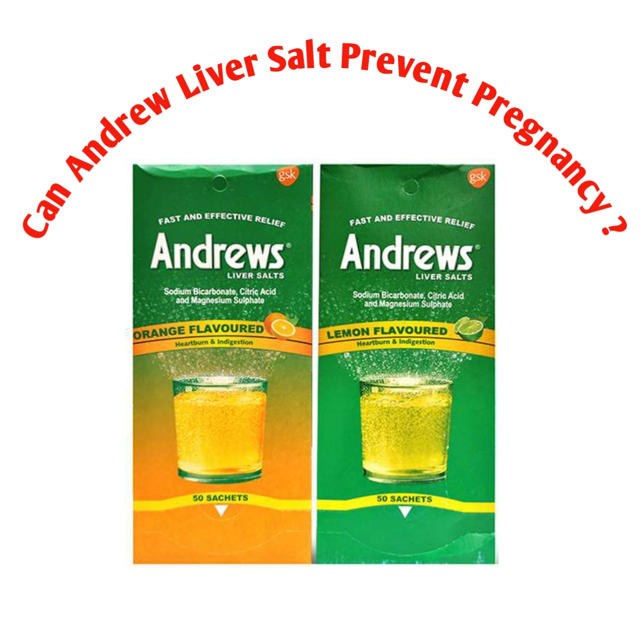 Can Andrews Liver Salt Flush Out Sperm