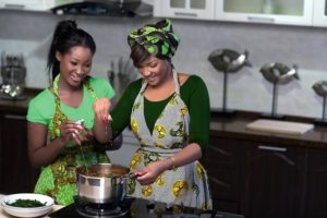 how to use cooking gas Omotola