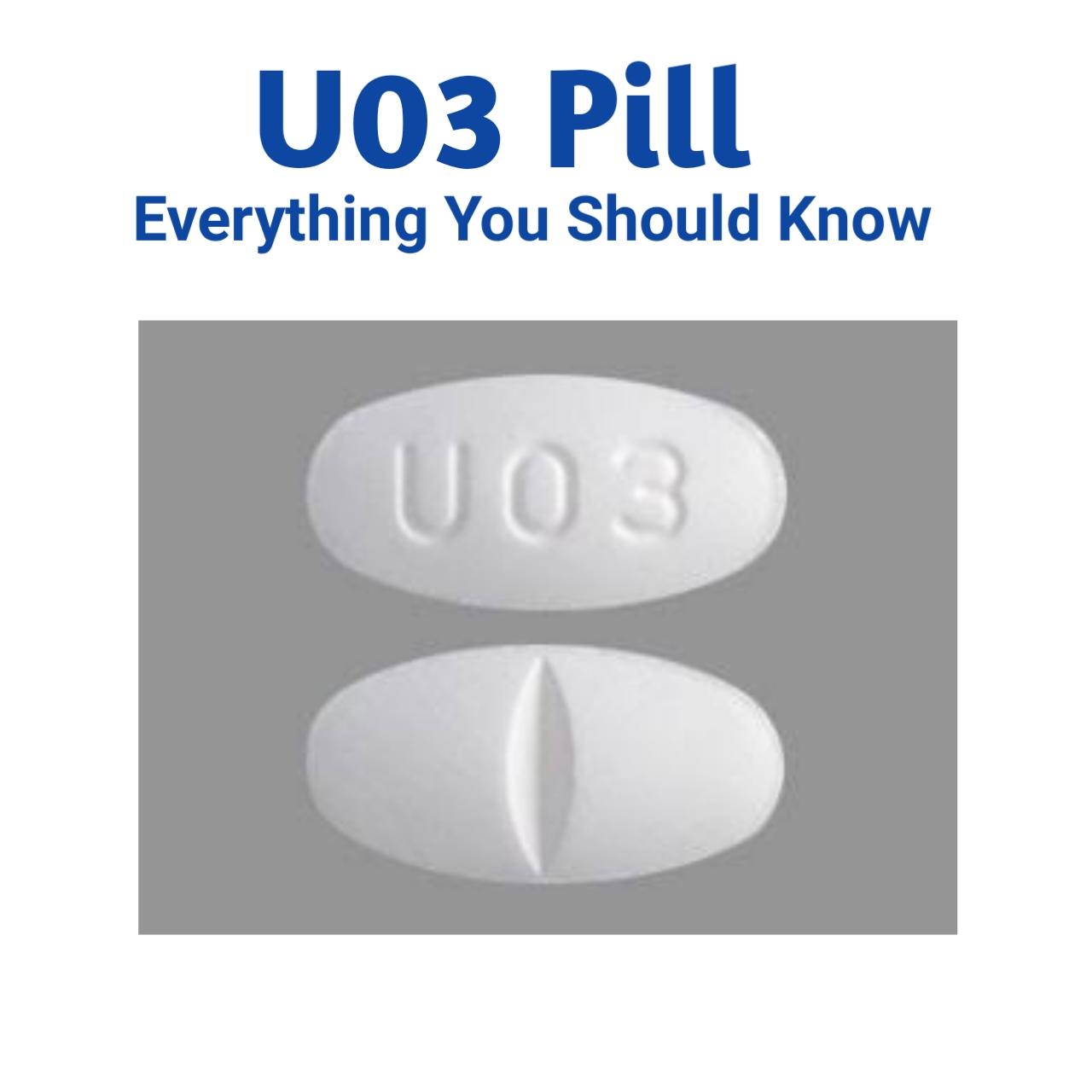 u03 pill