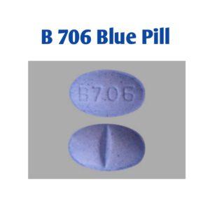 b706 blue pill