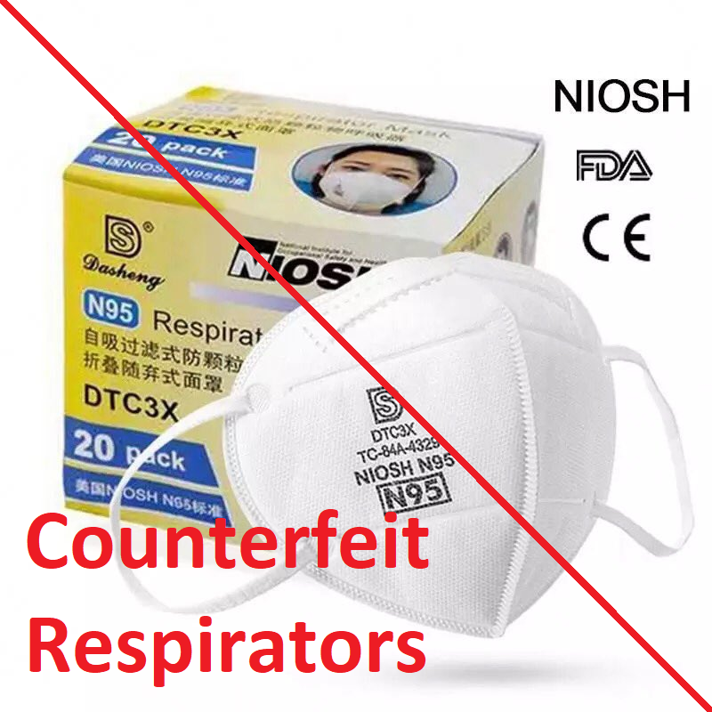fake N95 MASKS